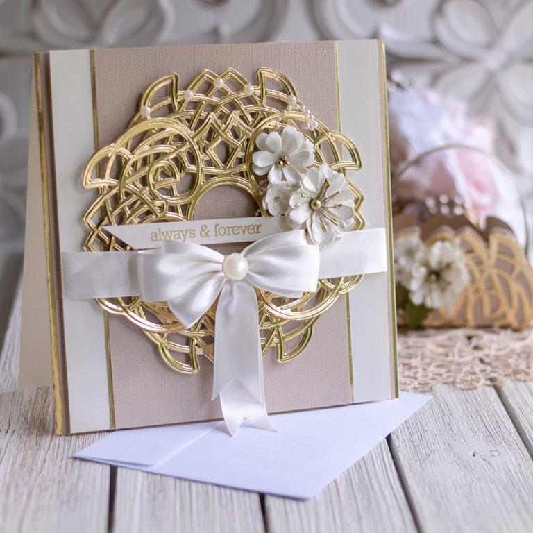 Spellbinders August 2019 Amazing Paper Grace Die of the Month is Here – Elegant Knots