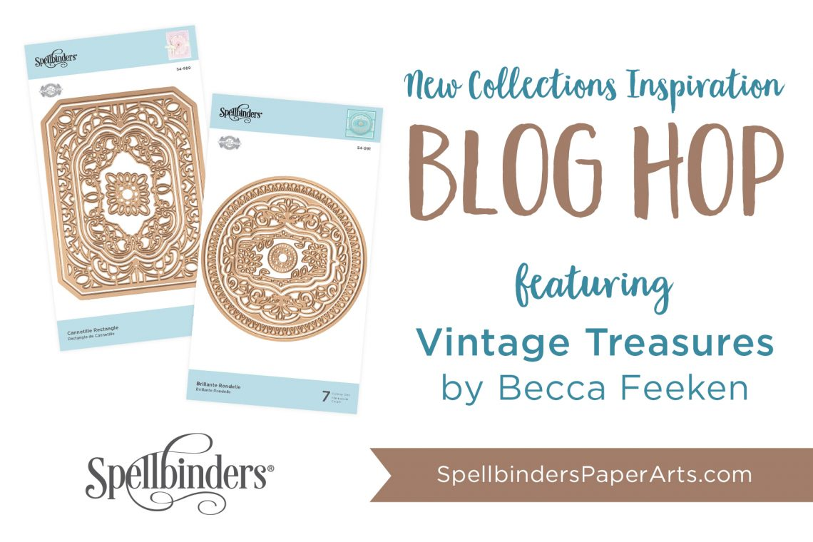 Becca Feeken Vintage Treasures Blog Hop + Giveaways