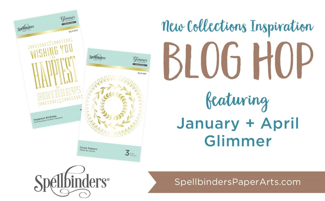 Decorative Glimmer Collections. Blog Hop + Giveaway (Now Closed)