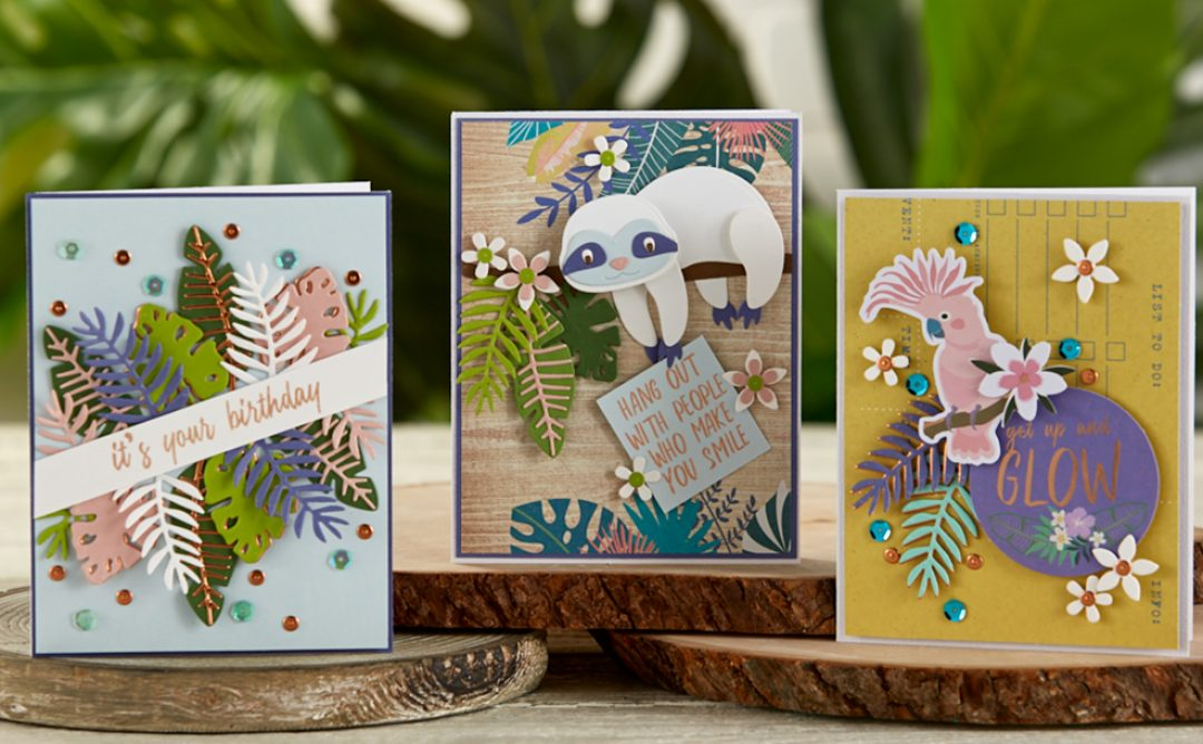 August 2019 Card Kit of the Month is Here – Hang With Me