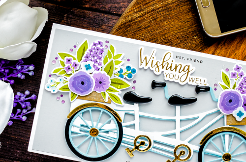 Spellbinders July Clubs Inspiration Roundup