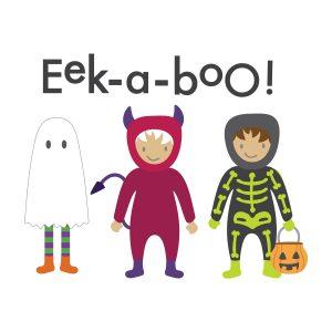 Spellbinders September 2019 Small Die of the Month is Here – Eek-A-Boo