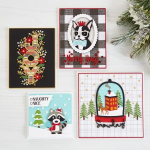 Spellbinders Holiday 2019 Collection Introduction
