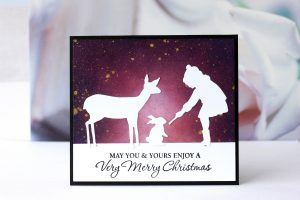 Spellbinders Sharyn Sowell Holiday 2019 Collection - Inspiration   Simple Holiday Cards with Karin Åkesdotter