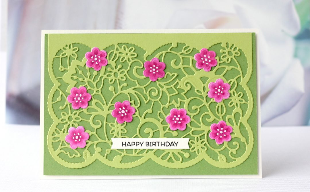 Candlewick Sampler Inspiration | Simple Cards with Karin