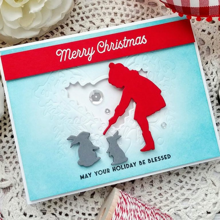 Spellbinders Sharyn Sowell Holiday 2019 Collection - Inspiration   Holiday Cards with Kelly