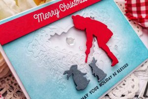Spellbinders Sharyn Sowell Holiday 2019 Collection - Inspiration | Holiday Cards with Kelly
