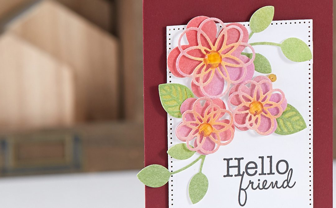 Three Ways to Use PanPastels on Handmade Cards