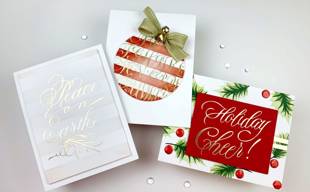 Paul Antonio Holiday 2019 Inspiration | A Clean and Simple Christmas with Laurie Willison