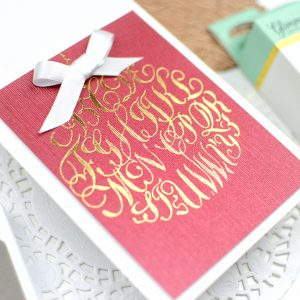 Spellbinders - Paul Antonio Holiday 2019 Collection - Inspiration | Colorful Cards with Ashlea