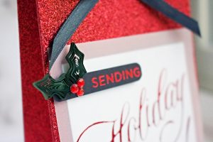 Spellbinders Paul Antonio Holiday 2019 Collection - Inspiration   Gift Giving Ideas with Niki Coursey