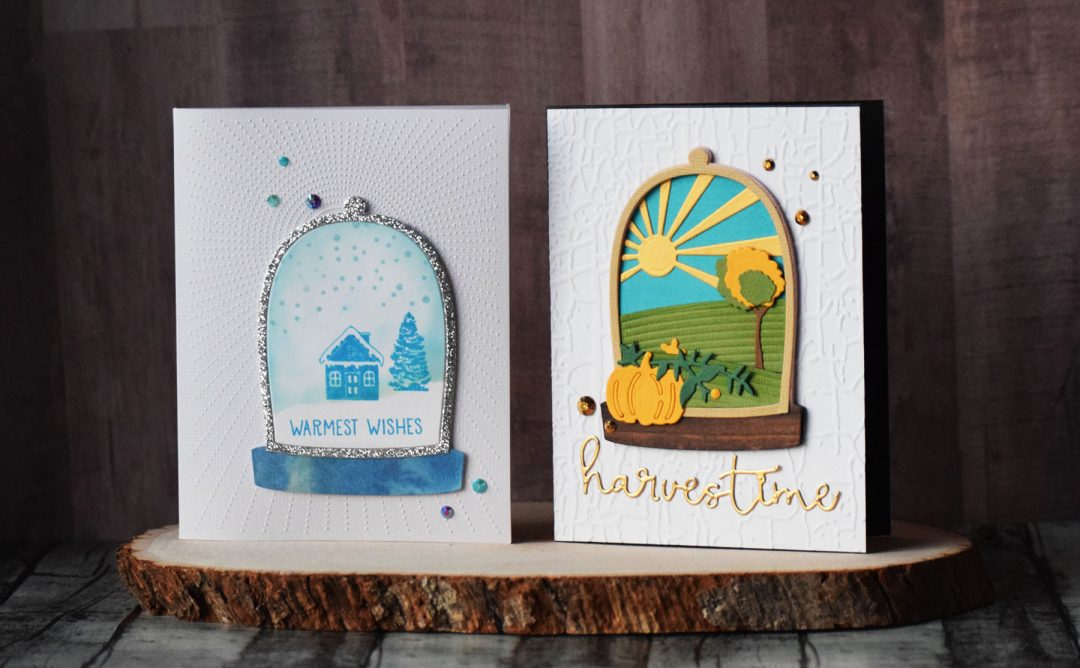 Scenic Snapshots Collection Inspiration | Card Ideas with Varada Sharma