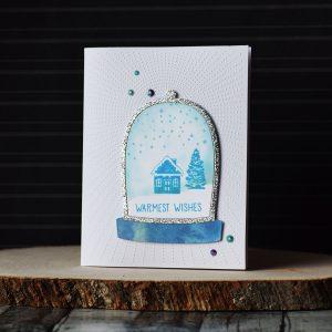 Spellbinders Scenic Snapshots Collection Inspiration | Card Ideas by Varada Sharma