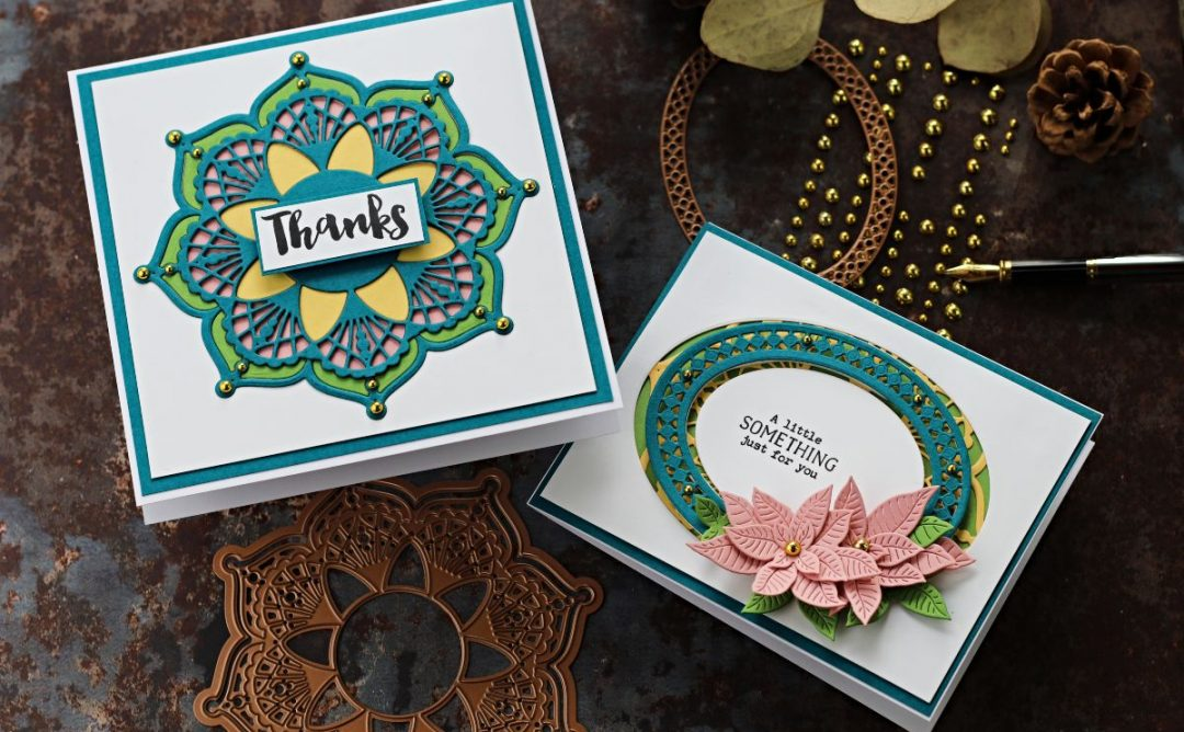 Candlewick Classics Collection Inspiration | Colorful Cards with Bibi