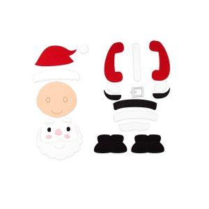 November 2019 Large Die of the Month is Here – Santa's Helpers