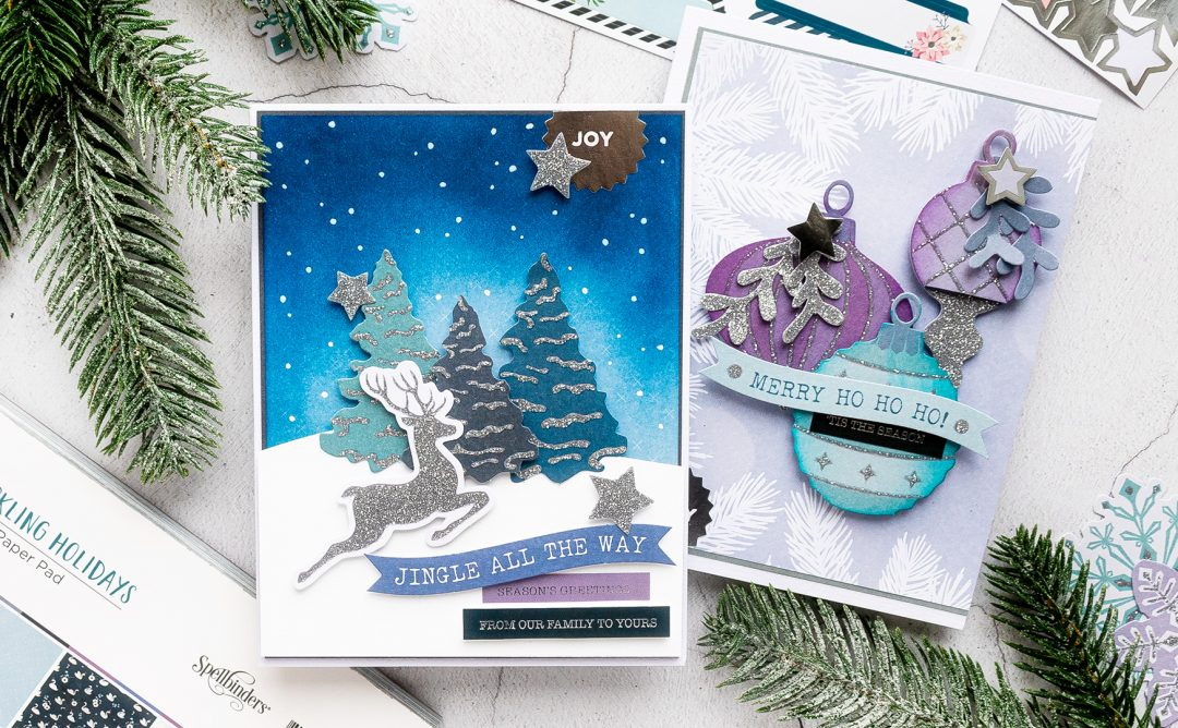 Card Club Kit Extras! October 2019 Edition – Sparkling Holidays Collection