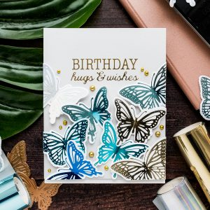 Glimmer Hot Foil Inspiration Roundup. Take 2!