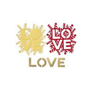Spellbinders January 2020 Small Die of the Month is Here – Bold Love #SpellbindersClubKits #NeverStopMaking