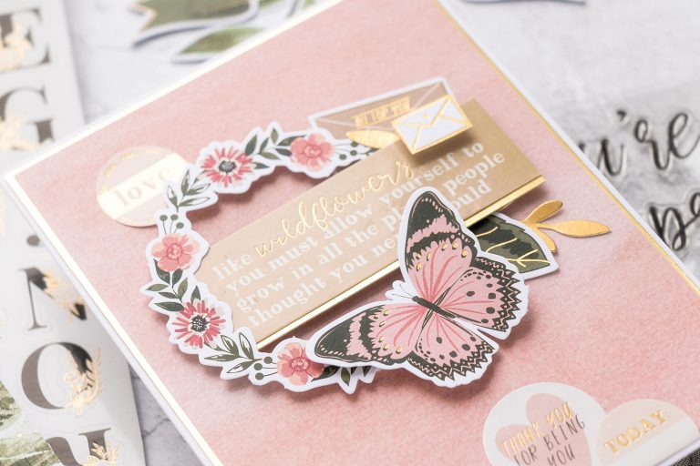 Spellbinders Card Club Kit Extras! December 2019 Edition – Hey Foxy Collection. #SpellbindersClubKits #NeverStopMaking #Spellbinders