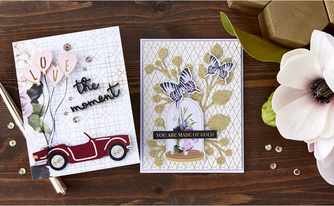 January 2020 Card Kit of the Month is Here – Love The Moment