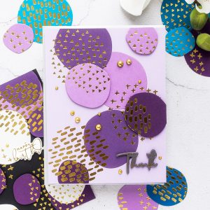 Spellbinders February 2020 Glimmer Hot Foil Kit of the Month is Here – Art Studio Glimmer