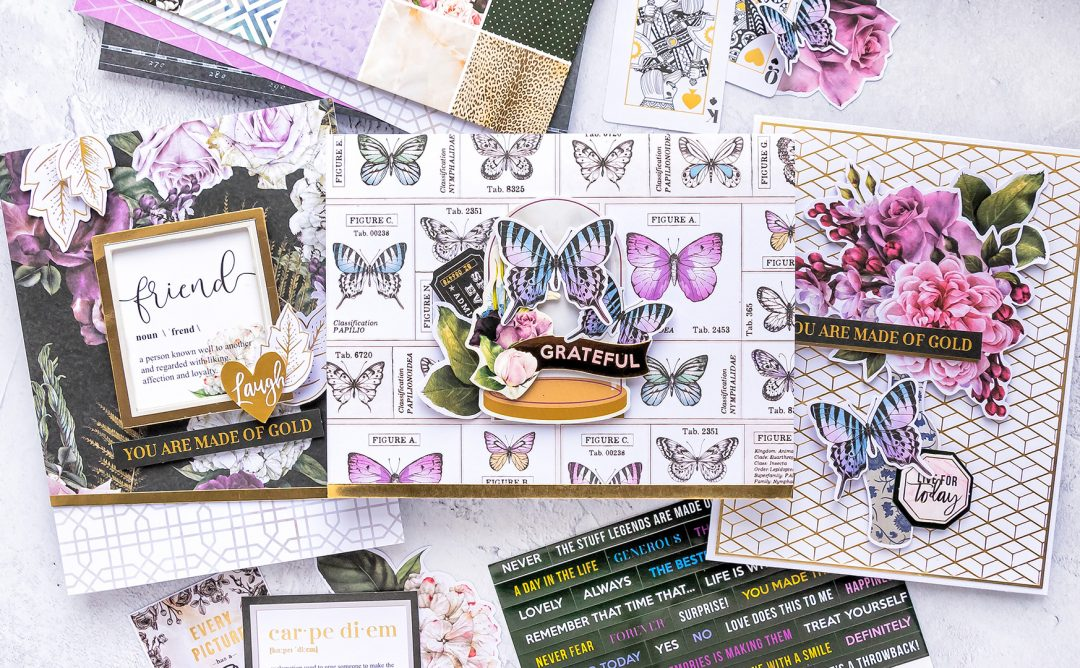 Card Club Kit Extras! January 2020 Edition – Love The Moment Collection