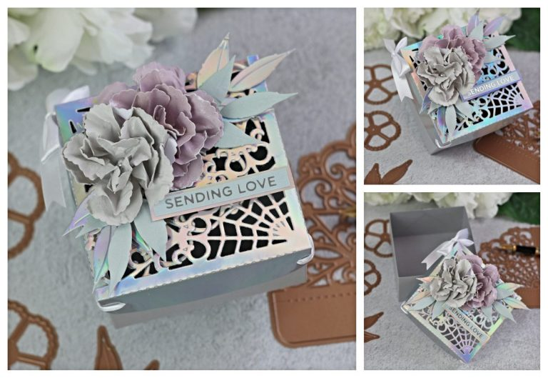 5 Alternative Projects with 3D Vignette Mini Album Collection by Becca Feeken with Bibi Cameron