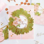 Yana's Foiled Basics Inspiration | Feminine Cards with Yasmin