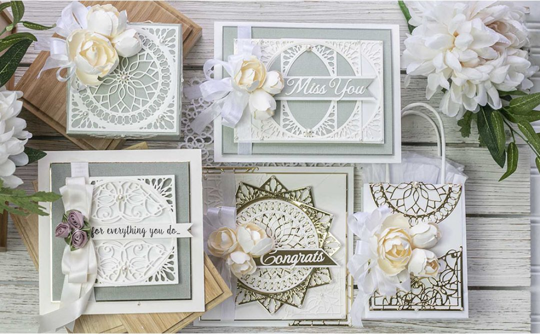 March 2020 Amazing Paper Grace Die of the Month is Here – Elegant Infinity