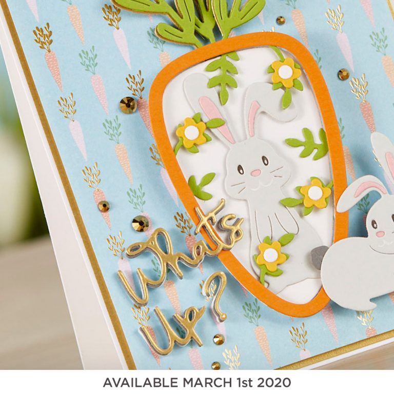 Coming Soon! Spellbinders March 2020 Clubs!
