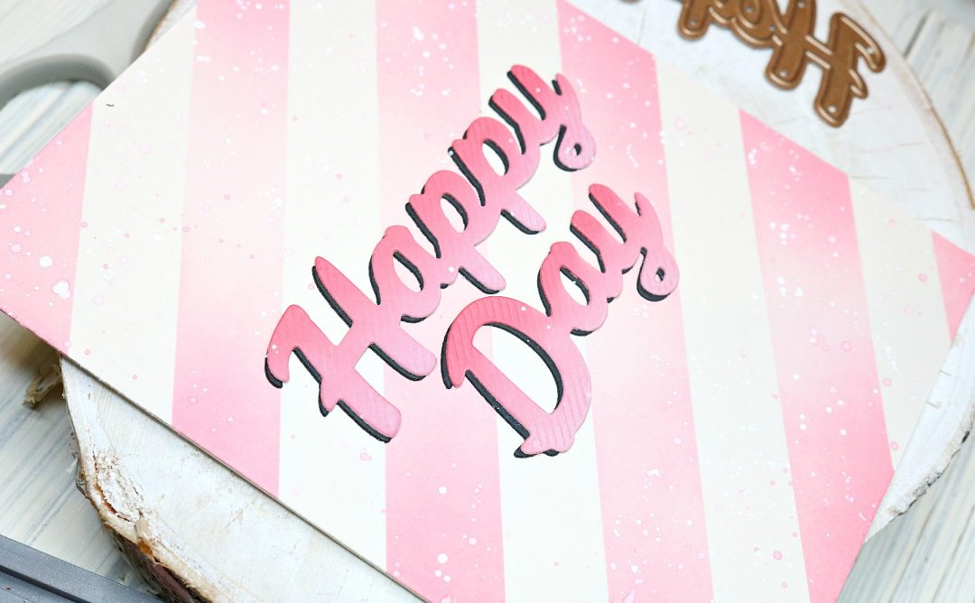 Bold Type Inspiration   Clean & Simple Cards with Cassie