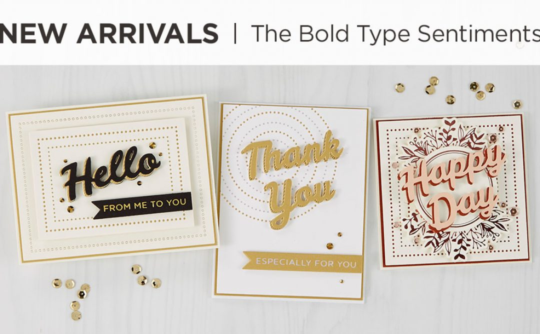 What's New | The Bold Type Sentiments Collection