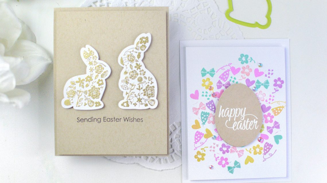 FSJ Ready, Set, Spring | Easter Cards with Ashlea Cornell | Video