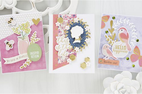 Spellbinders April 2020 Card Kit of the Month is Here – Weekend Fun #Spellbinders #NeverStopMaking #SpellbindersClubKits