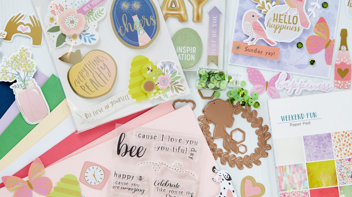 Spellbinders - Coming Soon! April 2020 Clubs! #Spellbinders #NeverStopMaking #SpellbindersClubKits
