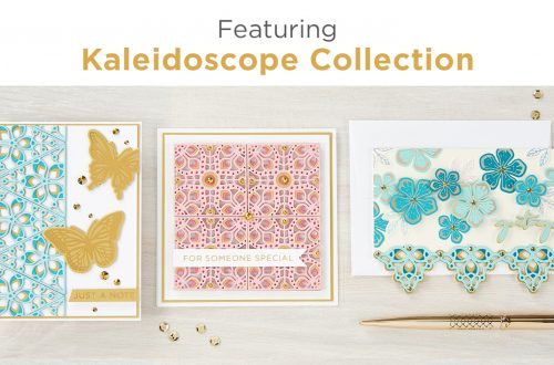 What's New | The Kaleidoscope Collection
