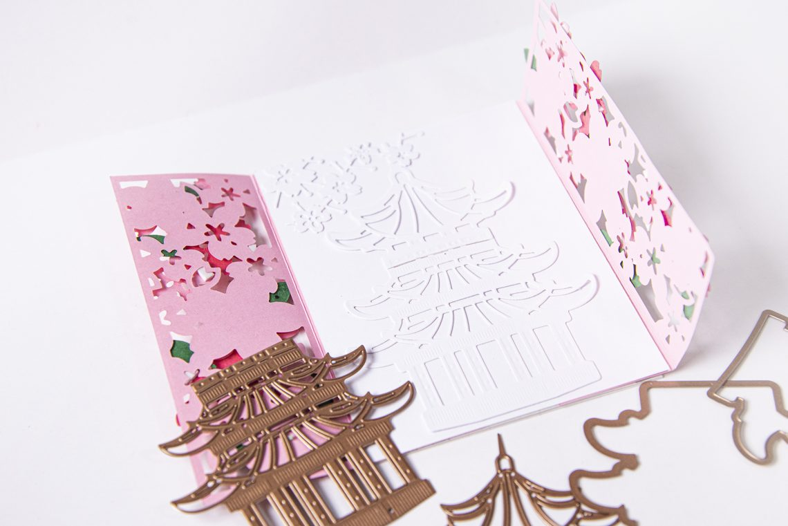 Destinations Japan Inspiration | Cardmaking Ideas with Mayline