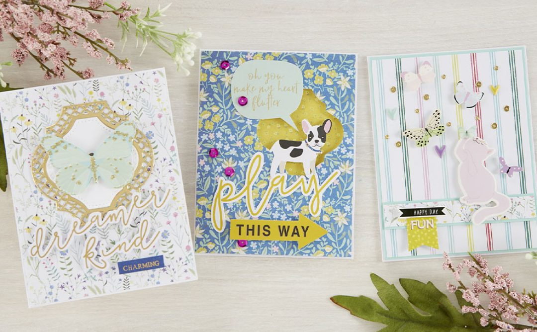 May 2020 Card Kit of the Month is Here – All the Little Things