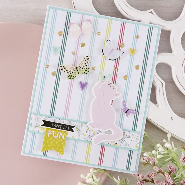 Spellbinders May 2020 Card Kit of the Month is Here – All the Little Things #Spellbinders #SpellbindersClubKits #NeverStopMaking