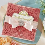 Cardmaking Inspiration | Hello Beautiful Card Featuring Vintage Starburst Valance and Gatefold with Kim Kesti