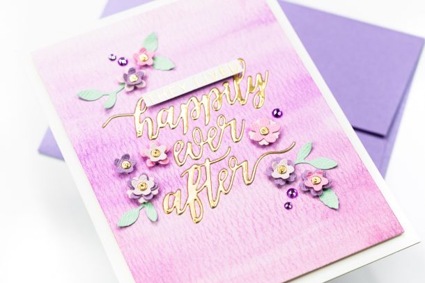 Spellbinders Wedding Season Collection by Nichol Spohr - Inspiration | Cardmaking Ideas with Jenny  #Spellbinders #NeverStopMaking #DieCutting