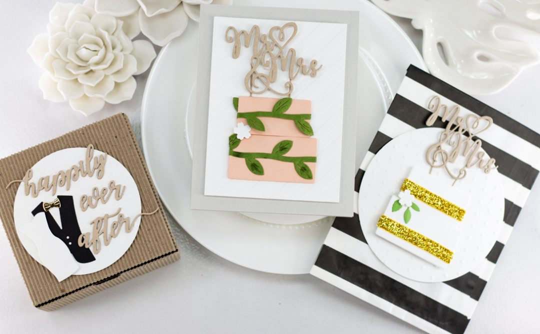 Wedding Season Collection | Wedding Cards with Koren Wiskman | Video