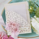 Cardmaking Inspiration | With Love Card Featuring Candlewick Grand Pocket with Kim Kesti