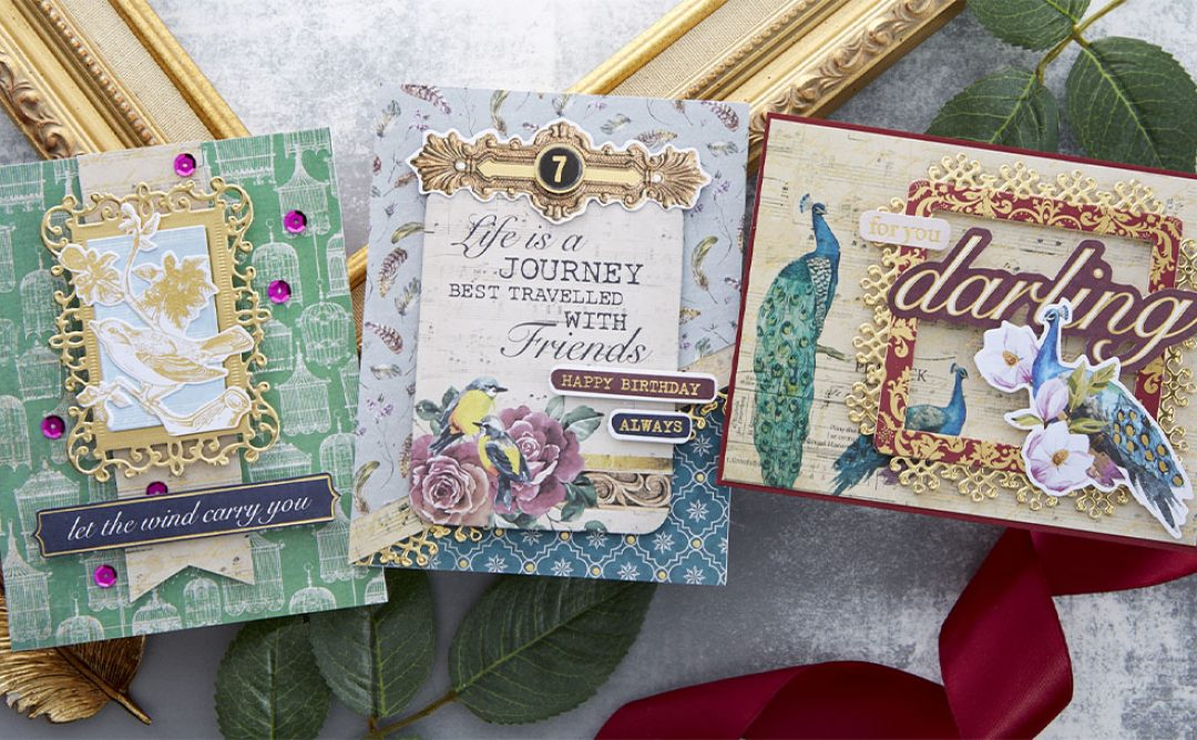 July 2020 Card Kit of the Month is Here – Vintage Mementos