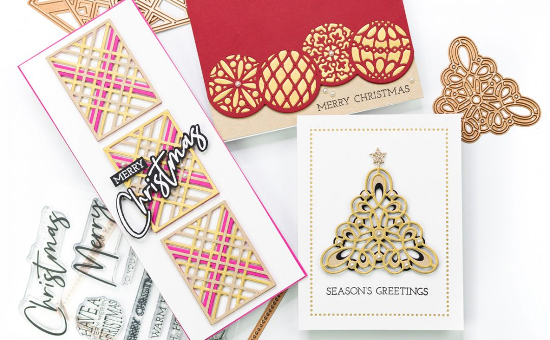 The Warm Holiday Wishes Project Kit | Cardmaking Inspiration with Jennifer Colacicco | Video