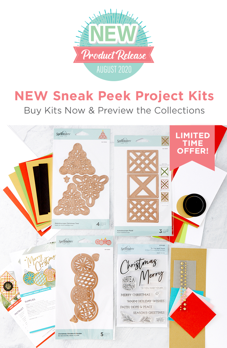Warm Holiday Wishes Project Kit