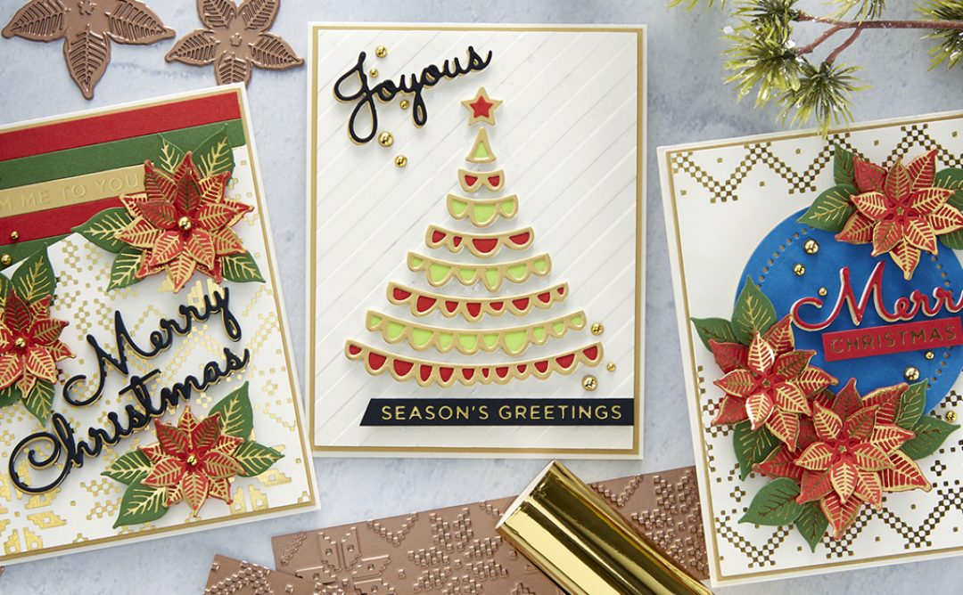 Glimmering Christmas Project Kit is Here!
