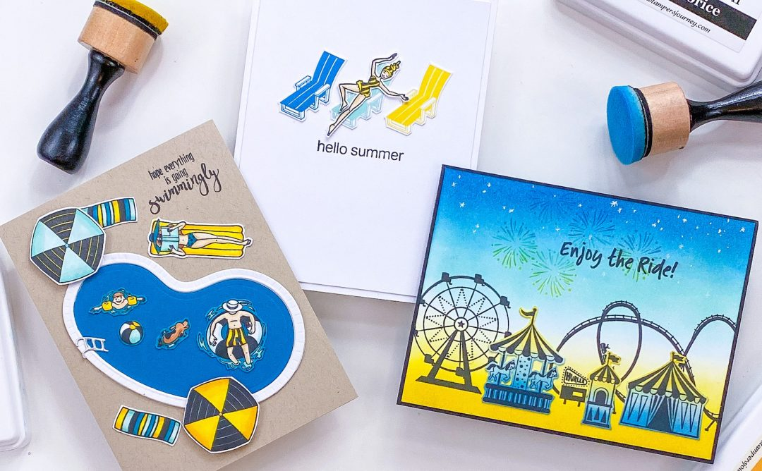The Happy Place Project Kit   Cardmaking Inspiration with Channin Pelletier   Video