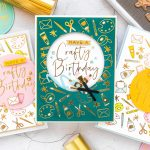 August 2020 Glimmer Hot Foil Kit of the Month is Here – Have a Crafty Day