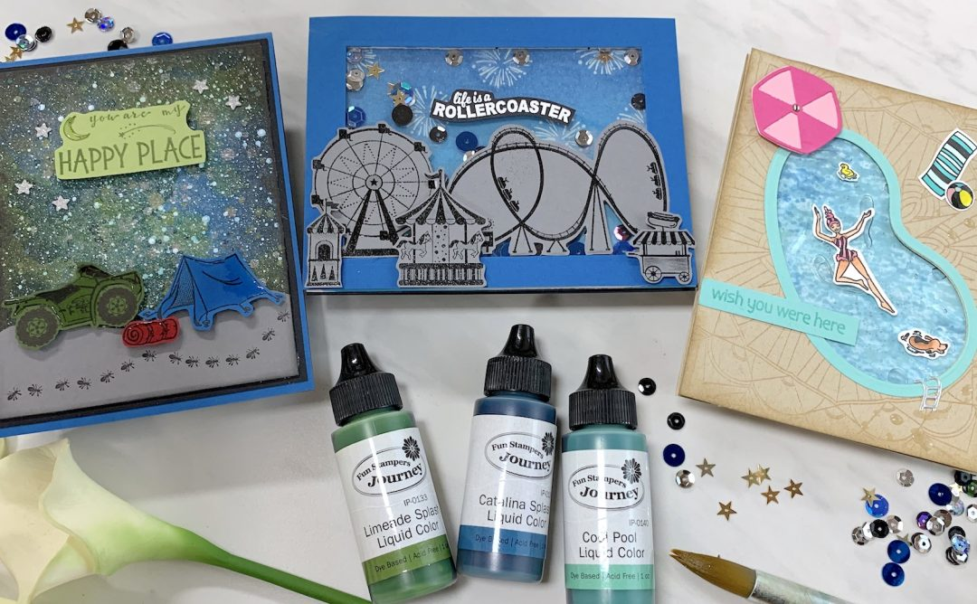 The Happy Place Project Kit | Cardmaking Inspiration with Carrie Rhoades | Video